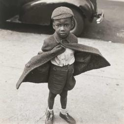 "Jerome Liebling. ""Butterfly Boy"""