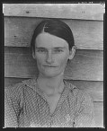 Allie Mae Burroughs walker evans