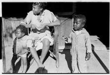 Ben Shahn. Family of Negro sharecropper Little Rock Arkansas