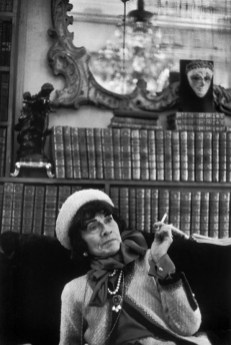 Coco Chanel, Paris 1964 Henri Cartier-Bresson