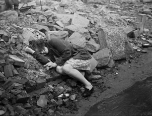 Dessau, Alemania, Abril de 1945 april Henri Cartier-Bresson