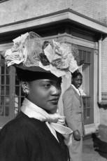 Easter Sunday in Harlem, New York 1947 Henri Cartier-Bresson