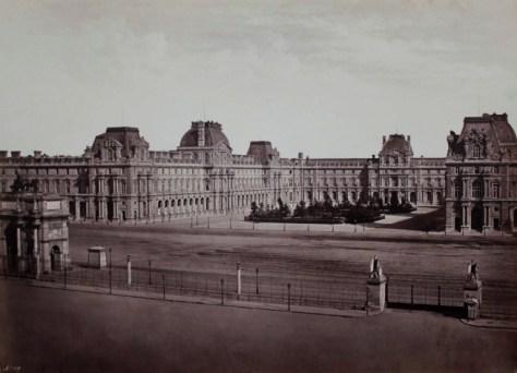edouard_baldus_le_nouveau_louvre_1857