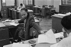 Ensayo %22Bankers Trust Company%22 Nueva York 1960 Henri Cartier Bresson 9