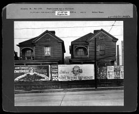 Houses Atlanta Georgia Walker Evans