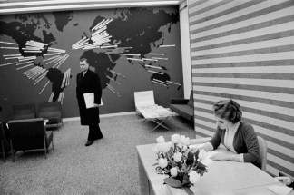 McCann-Erickson Agency, Madison Avenue, New York 1959 Henri Cartier-Bresson