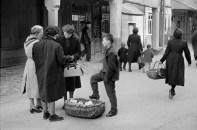 Cerca de Rennes, Francia 1950 Henri Cartier-Bresson