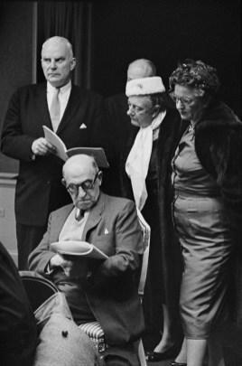 Parke Bernet Auction House, New York 1959 Henri Cartier-Bresson