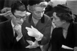 Richard Avedon, Carmel Snow and Marie-Louise Bousquet, Paris 1951 Henri Cartier-Bresson