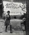 Rosalie Gwathmey. Shout Freedom, Charlotte, North Carolina, c. 1948