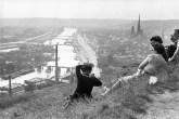 Rouen, France 1955 Henri Cartier-Bresson