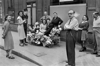 Calle de Turenne, París 1951 Henri Cartier-Bresson