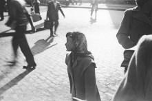 "Saul Leiter. ""Untitled"", New York, 1950, Gelatin silver print"