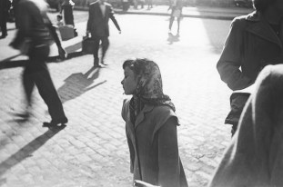 "Saul Leiter. ""Untitled"", New York, 1950, Gelatin silver print"