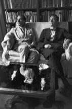 1947 Joseph and Stewart Alsop, New York Henri Cartier-Bresson