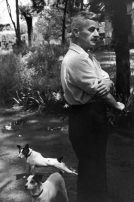 1947 William Faulkner, Oxford, Mississippi Henri Cartier-Bresson