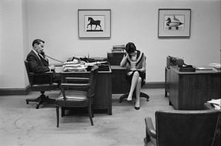 1960 Bankers Trust, New York Henri Cartier-Bresson