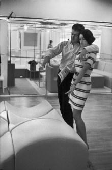 1968 Galeries Lafayette, Paris Henri Cartier-Bresson
