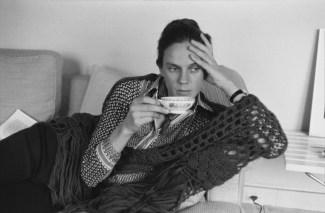1975 Martine Franck, Paris Henri Cartier-Bresson