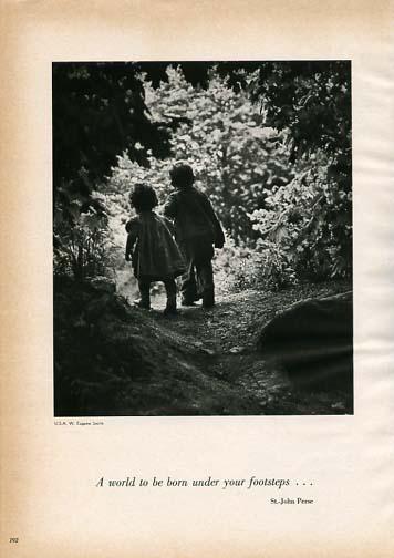 Página final del libro que acompañó a la exposicion