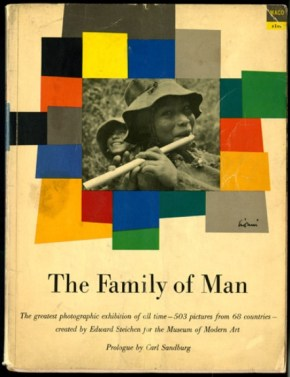 Portada. The Family of Man, 1955