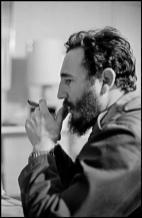 CUBA. Fidel CASTRO. 1964.Elliott Erwitt