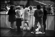 GB. ENGLAND. Birmingham. 1991.Elliott Erwitt