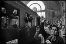 HUNGARY. Budapest. 1964.Elliott Erwitt
