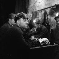 La Pause, Mine de Giraumont Meurthe et Moselle, 1960 © Atelier Robert Doisneau