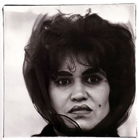 Diane Arbus Puerto Rican woman with a beauty mark, N.Y.C. 1965 Diane Arbus