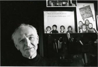 Robert Doisneau retrato