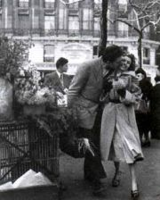 The Bouquet of Daffodils Robert Doisneau, 1950