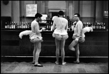 USA. New York City. 1956.Elliott Erwitt