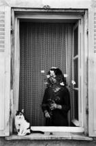 DEVANT LA FENETRE, FRANCE,1978