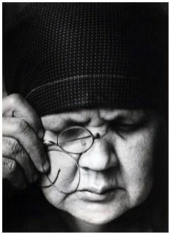 Alexander Rodchenko. Retrato de su madre.