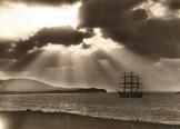 Gustave_Le_Gray_Wind_Bound_Lerwick_around_1880