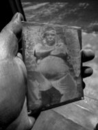 Daguerrotipo: Autorretrato por Mauricio Zavala.