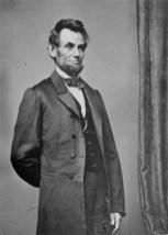 Mathew Brady. Abraham Lincoln. (ca. 1860)