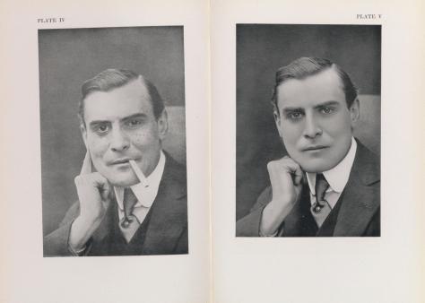 Robert Johnson 1930 Joyce F. Menschel Photography Library. El retoque no llegó con el PhotoShop. Es casi tan antiguo como la fotografía misma.