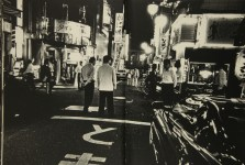 Daido Moriyama, Shinjuku_214