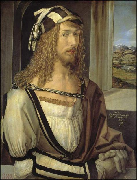Alberto Durero. 1498