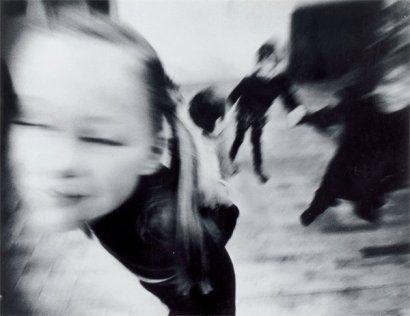 Otto Steinert. Carnaval d'enfants (1971)