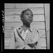 Daytona Beach, Florida. Orange picker's daughter. 1943