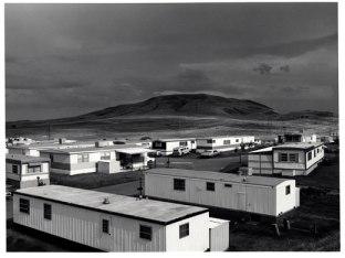 Robert Adams. Mobile homes, Jefferson County, Colorado, (1973)