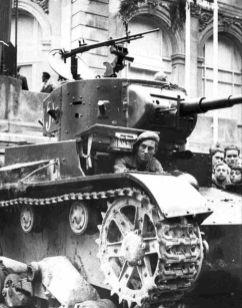 Autor desconocido. Guerra Civil Española.