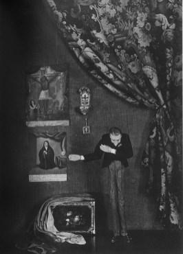 Tina Modotti. Marioneta de René D'Harnoncourt (1925)