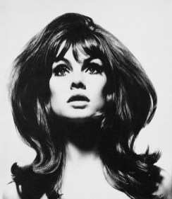 David Bailey's box of pin-ups series; Jean Shrimpton 1965