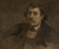 Eugène Carrière. ca. 1880