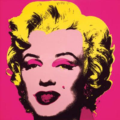 Andy Warhol. Esta es una obra muy conocida del otro