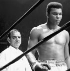 Ali with Trainer Angelo Dundee